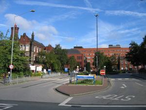 Leeds St James Hospital