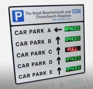Bournemouth Hospital Parking