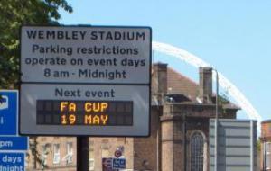 Wembley London 2012
